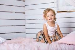 красивейшая девушка немногая Стоковая Фотография RF