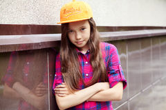 красивейшая девушка подростковая Стоковое Фото