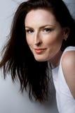 красивейшая женщина волос Стоковые Фото