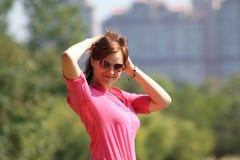 Красивейшая женщина дела Стоковое фото RF