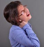 красивейшая женщина портрета дела Стоковая Фотография RF