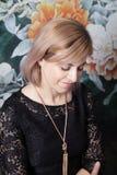 красивейшая женщина портрета стоковое изображение