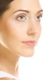 красивейшая женщина стороны Стоковое фото RF
