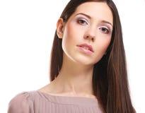 красивейшая женщина стороны стоковые изображения