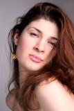 красивейшая женщина 02 Стоковое Изображение RF