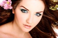 красивейшая женщина стоковые изображения rf