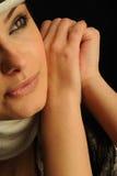 красивейшая женщина Стоковое Изображение RF