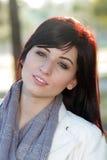красивейшая женщина outdoors 4 Стоковое фото RF