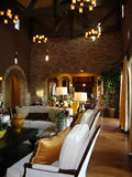 красивейшая живущая комната Стоковые Изображения