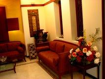 красивейшая живущая комната стоковая фотография rf