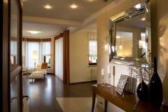 красивейшая зала Стоковое Фото