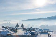 Красивейшая зима стоковое фото