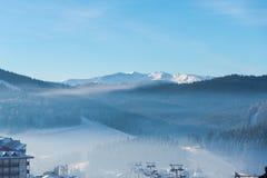 Красивейшая зима Стоковая Фотография RF