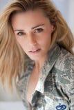 Красивейшая знойная женщина Стоковая Фотография RF
