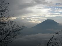 красивейшая Индонесия Стоковое фото RF