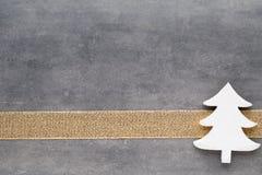 красивейшая иллюстрация рождества играет главные роли вектор Картина рождества Предпосылка на сером цвете Стоковая Фотография RF