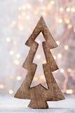 красивейшая иллюстрация рождества играет главные роли вектор Картина рождества Предпосылка на сером цвете Стоковое Фото