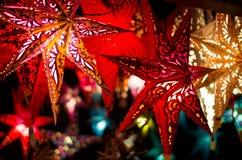 красивейшая иллюстрация рождества играет главные роли вектор Стоковая Фотография RF