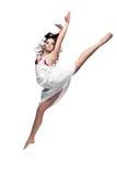 Девушка танцев Стоковое Изображение