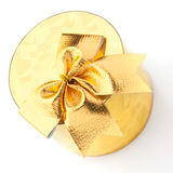 Красивейшая коробка подарка Стоковое Изображение RF