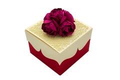 Красивейшая упаковывая коробка Стоковое Фото
