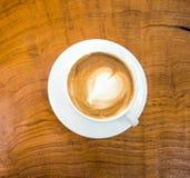 красивейшая кофейная чашка Стоковое Изображение