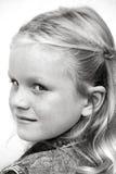 красивейшая красотка eyes портрет состава девушки естественный Стоковое Изображение