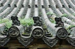 Красивейшая крыша Востока Стоковое Изображение