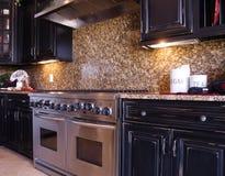 красивейшая кухня новая Стоковые Фотографии RF