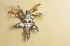 красивейшая маска venetian Стоковое Изображение