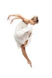 Девушка танцев Стоковое Фото