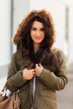 Красивейшая молодая женщина Стоковое Изображение RF