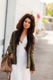 Красивейшая молодая женщина Стоковая Фотография RF