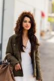 Красивейшая молодая женщина Стоковые Фотографии RF