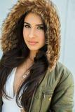Красивейшая молодая женщина Стоковая Фотография