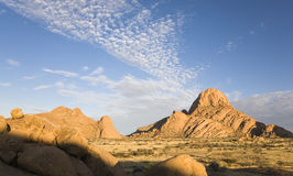 красивейшая Намибия Стоковые Изображения