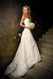 красивейшая невеста Стоковое Изображение RF