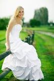 красивейшая невеста Стоковое фото RF