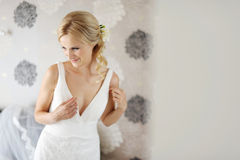 красивейшая невеста стоковые фотографии rf