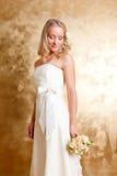 красивейшая невеста Стоковая Фотография