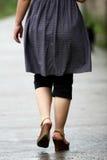 красивейшая нога Стоковые Фотографии RF