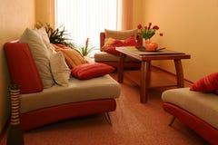 красивейшая нутряная комната Стоковое Изображение