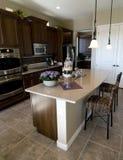 красивейшая нутряная кухня Стоковая Фотография RF
