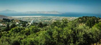 красивейшая панорама Стоковые Изображения