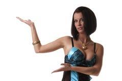 красивейшая повелительница сексуальная Стоковые Фото