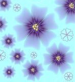 Предпосылка цветка иллюстрация вектора