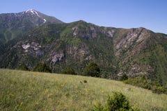 красивейшая природа горы kazakhstan Стоковое Изображение