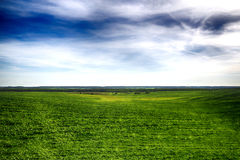 красивейшая природа ландшафта Стоковая Фотография