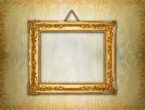 красивейшая рамка богато украшенный Стоковая Фотография