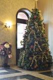Большая рождественская елка Стоковое Изображение RF